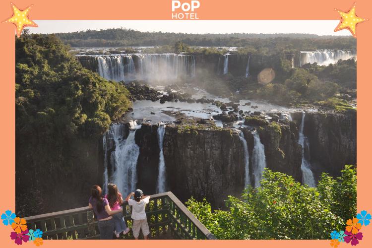 Cataratas do Iguaçu   Parques em Foz do Iguaçu   Para aproveitar o verão